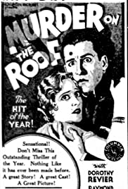 Murder on the Roof Poster