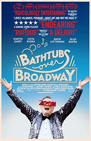 Bathtubs Over Broadway (2018)