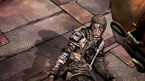 Borderlands 2: Krieg's Meat Bicycle Built For Two
