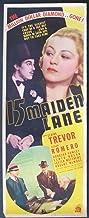 15 Maiden Lane (1936) Poster
