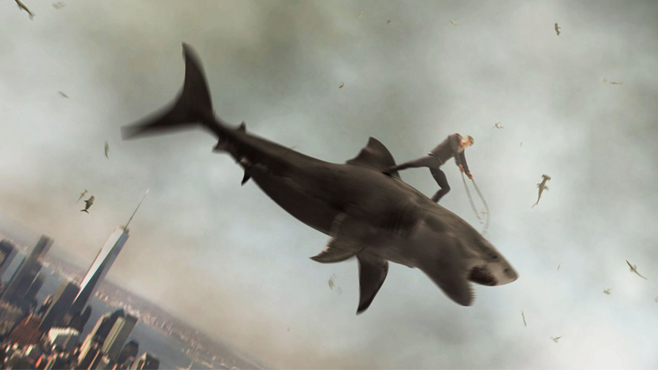 Sharknado 2: The Second One (2014) Online Subtitrat in Romana