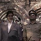 Amitabh Bachchan, Sanjay Dutt, Arbaaz Khan, and Sunil Shetty in Shootout at Lokhandwala (2007)