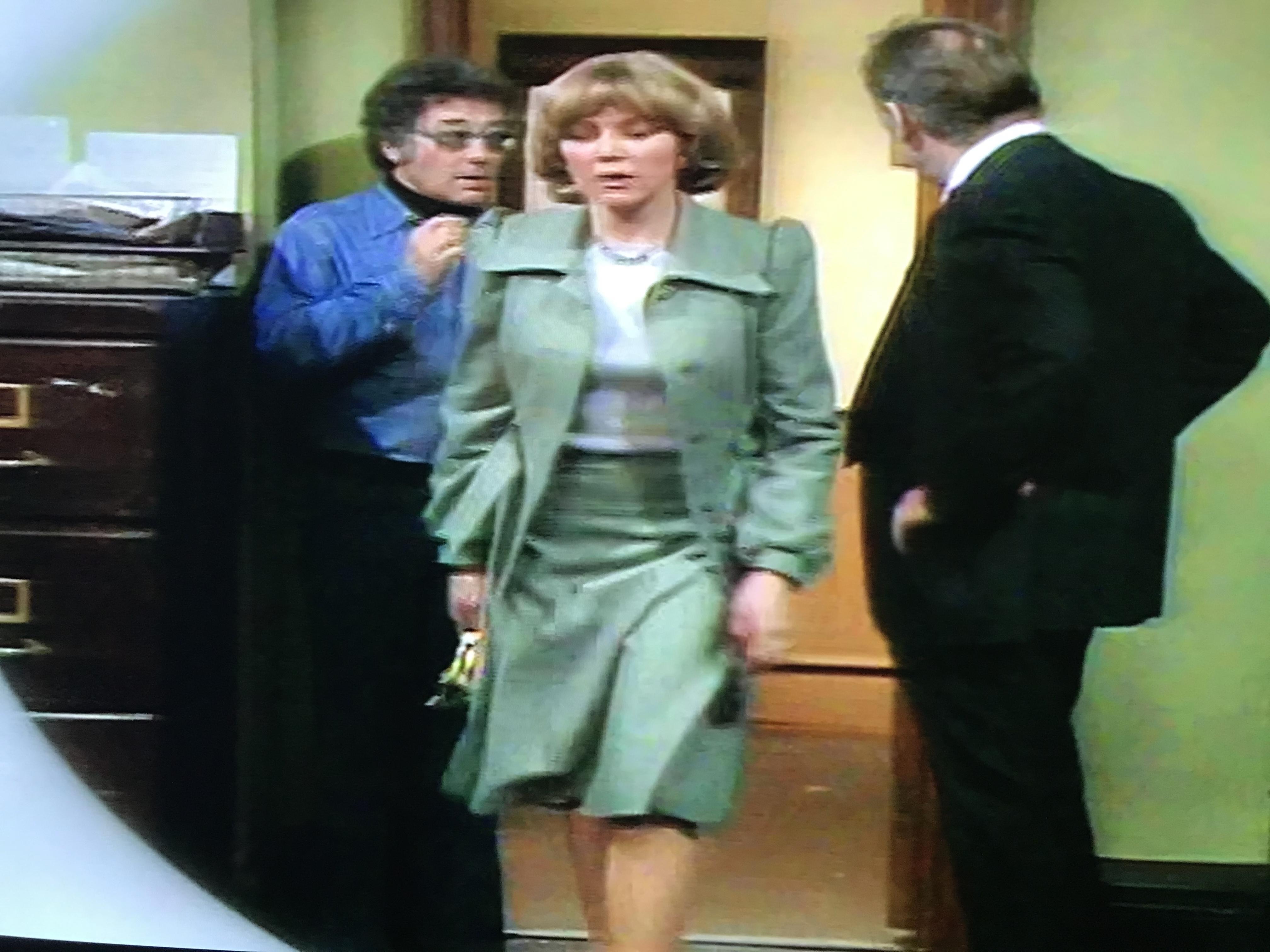 Carol Hawkins, Harry Landis, and David Lodge in Whodunnit? (1972)