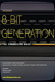 8 Bit Generation: The Commodore Wars Poster