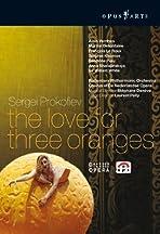 L'amour des trois oranges, Opéra en quetres actes avec prologue