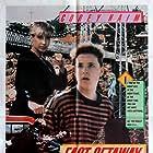 Corey Haim and Cynthia Rothrock in Fast Getaway (1991)