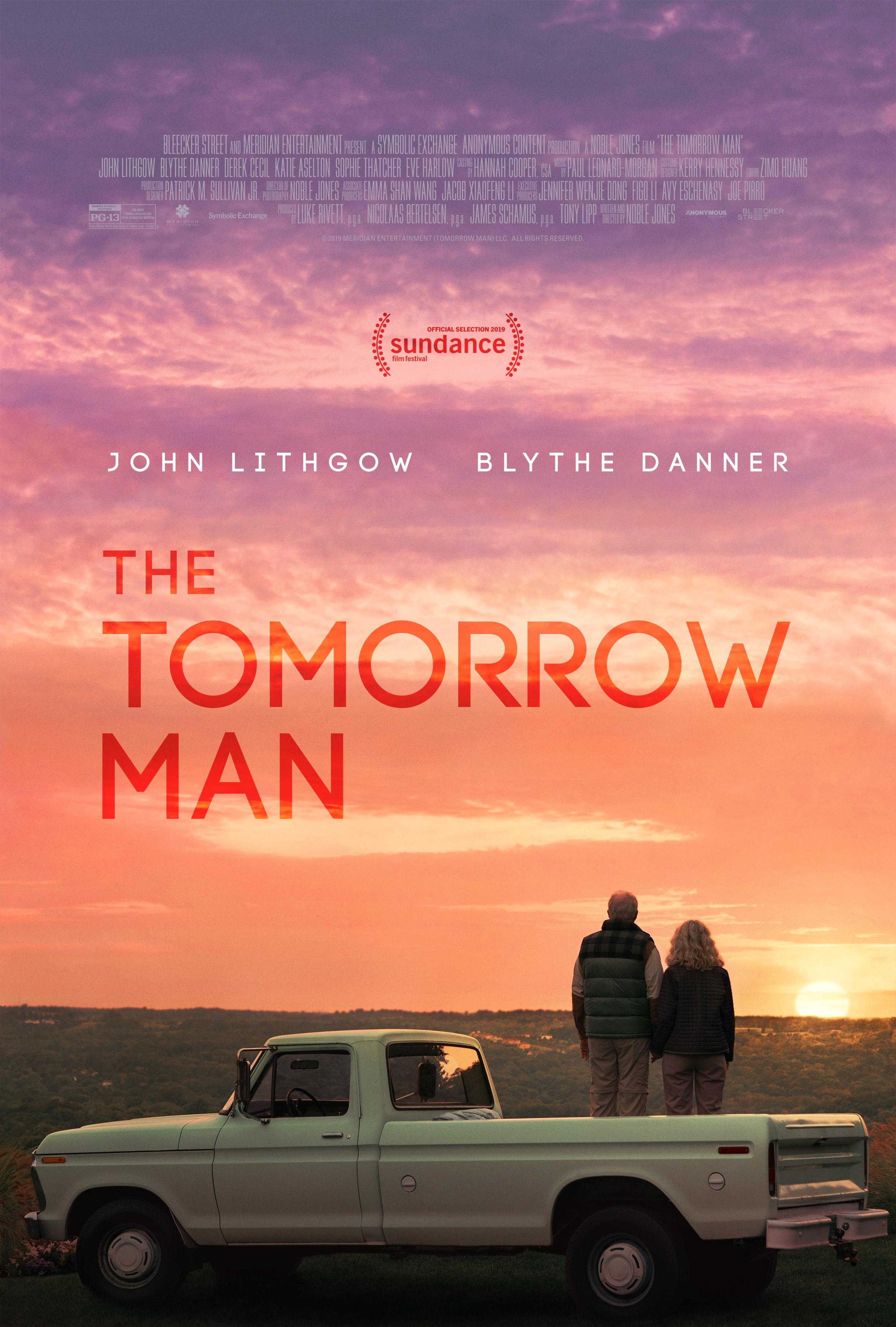 Rytojaus žmogus (2019) / The Tomorrow Man (2019)