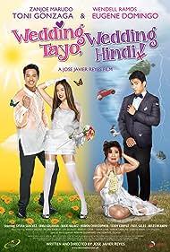 Wendell Ramos, Eugene Domingo, Toni Gonzaga, and Zanjoe Marudo in Wedding tayo, wedding hindi! (2011)