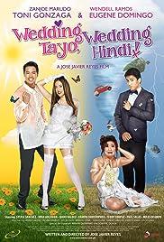 Wedding tayo, wedding hindi! Poster