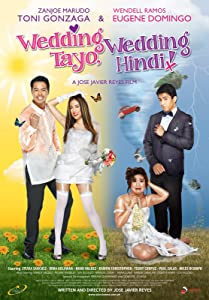Watch full movies sites Wedding tayo, wedding hindi! Philippines [640x320]