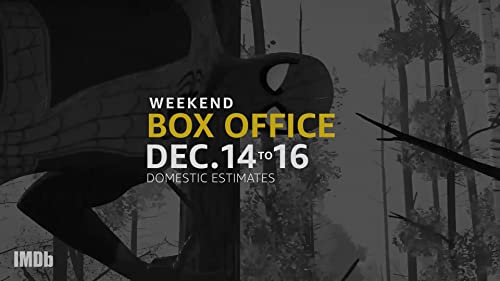 Weekend Box Office: Dec. 14 to 16