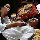 Isabelle Adjani and Roman Polanski in Le locataire (1976)