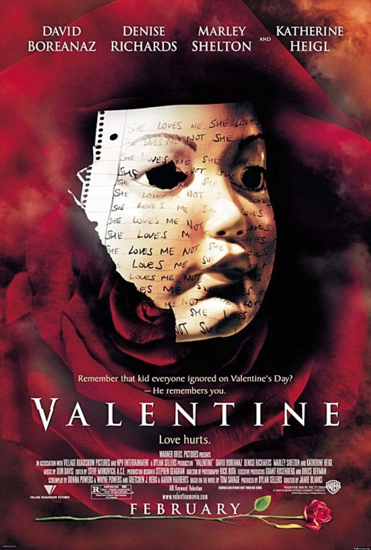 Valentine 2001 Imdb