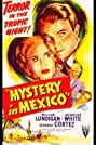 Mystery in Mexico (1948) Poster