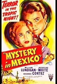 Mystery in Mexico Poster