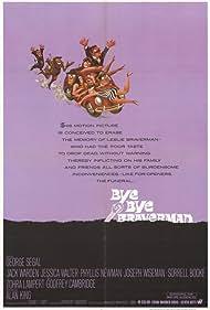 Bye Bye Braverman (1968) Poster - Movie Forum, Cast, Reviews