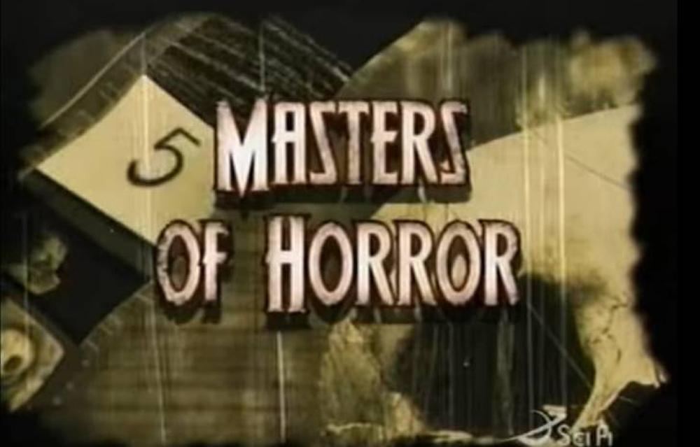 Masters of Horror (TV Movie 2002) - IMDb