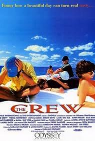 Viggo Mortensen, Donal Logue, Pamela Gidley, Sam Sorbo, John Philbin, and Laura del Sol in The Crew (1994)