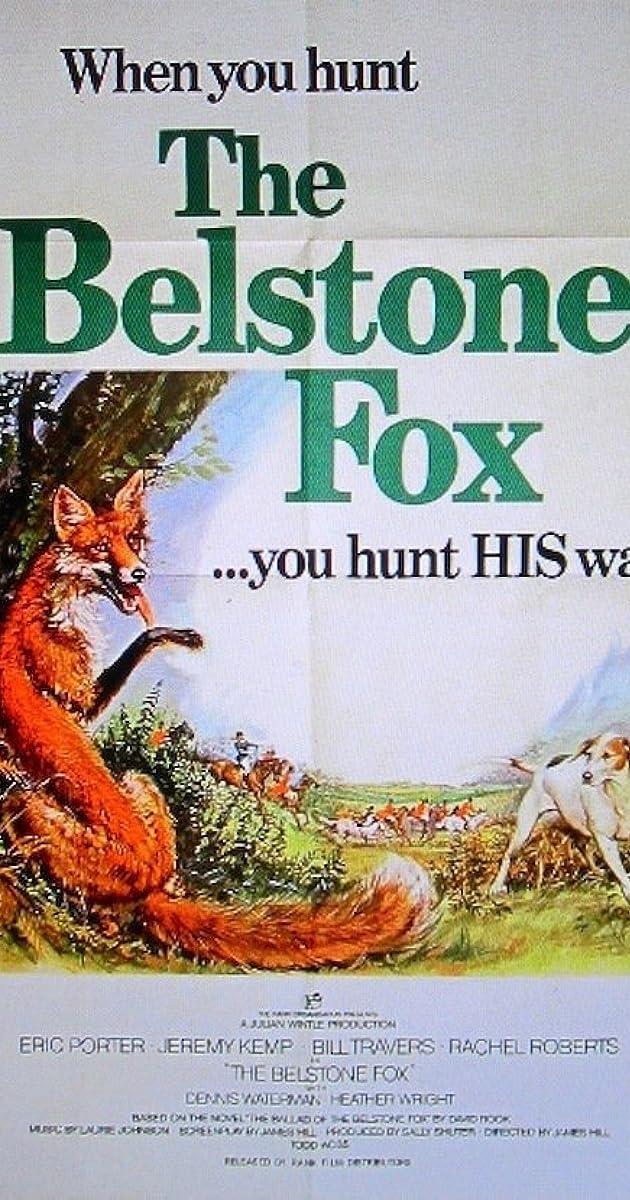Subtitle of The Belstone Fox