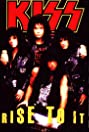 Kiss: Rise to It (1990) Poster
