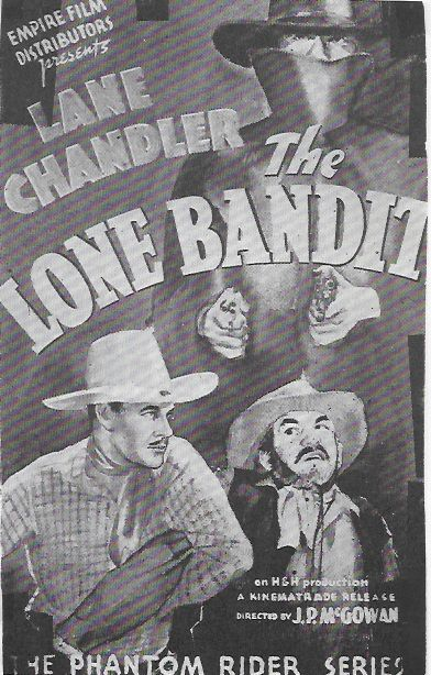Lane Chandler and Slim Whitaker in The Lone Bandit (1935)