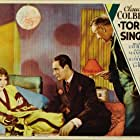 Claudette Colbert, Ricardo Cortez, and Charley Grapewin in Torch Singer (1933)