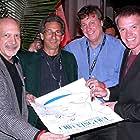 Jeff Hare, Mark Stuart Lane, and Jon Karas in Checking Out (2005)