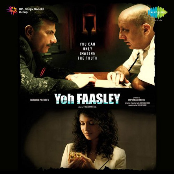 Yeh Faasley (2011) Hindi 400MB HDTVRip Download