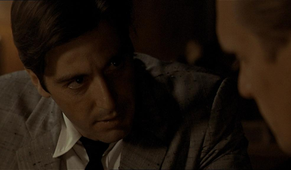 Al Pacino and Robert Duvall in The Godfather: Part II (1974)