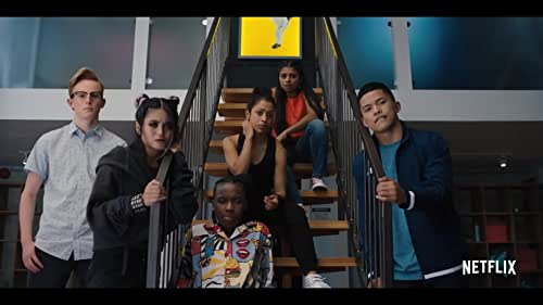When Quinn Ackermans admission to the college of her dreams depend on her performance at a dance competition, she pulls together a group of dancers to take on the best squad in school...now she just needs to learn how to dance. Starring Sabrina Carpenter, Liza Koshy, Keiynan Lonsdale, Drew Ray Tanner, with Michelle Buteau and Jordan Fisher.  Work It premieres on Netflix August 7.