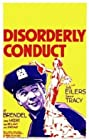 Disorderly Conduct (1932) Poster