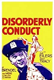 Disorderly Conduct Poster
