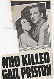 Who Killed Gail Preston? Poster
