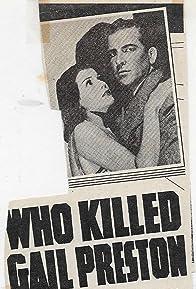 Primary photo for Who Killed Gail Preston?
