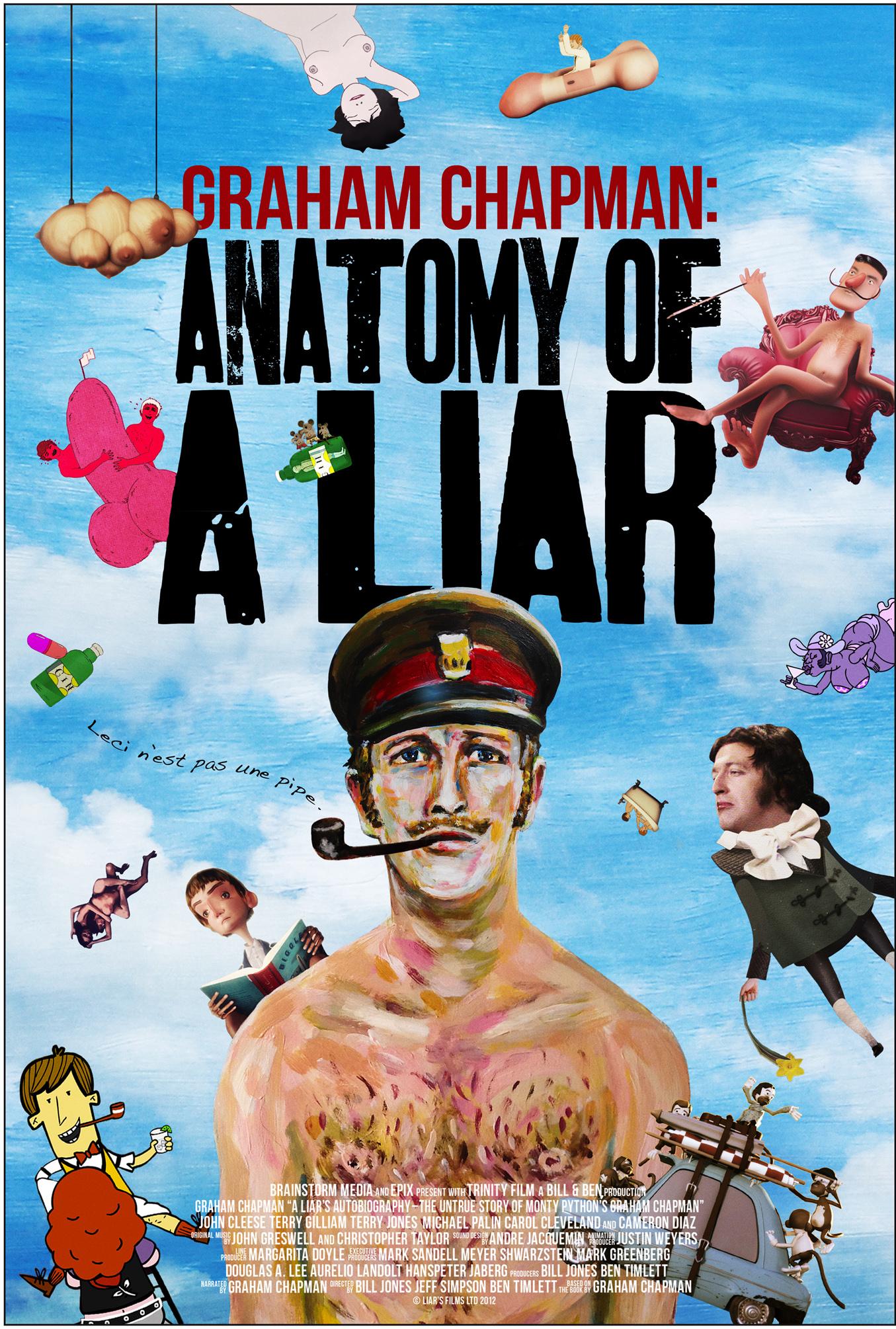 Anatomy Of A Liar 2012 Imdb