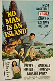 No Man Is an Island (1963) Poster - Movie Forum, Cast, Reviews