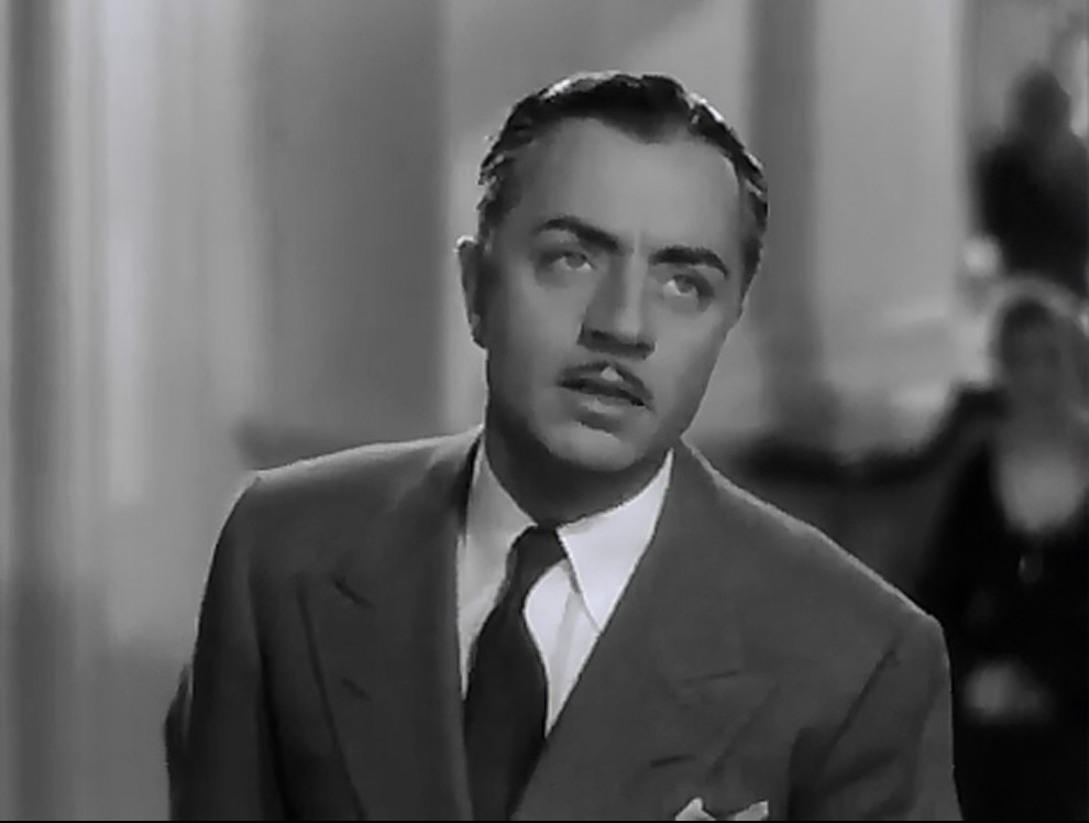 William Powell in Evelyn Prentice (1934)