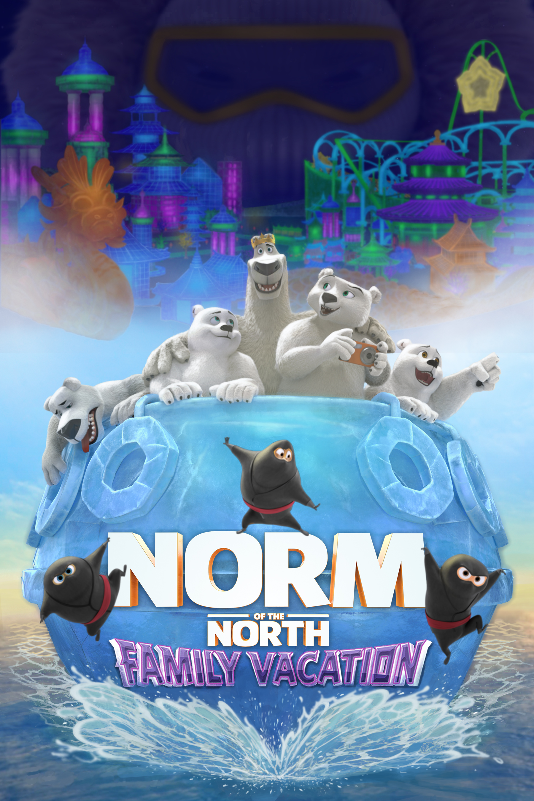 Norm Of The North Family Vacation 2020 Imdb