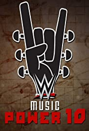 WWE Music Power 10 Poster