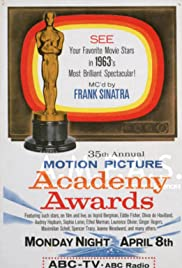 The 35th Annual Academy Awards Poster