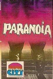 Paranóia Poster