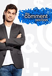 The Comment Section Poster