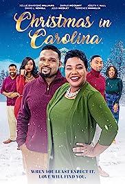 Christmas in Carolina Poster
