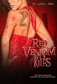 Red Venom Kills Poster