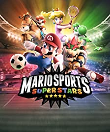 Mario Sports Superstars Poster
