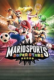 Mario Sports Superstars Poster