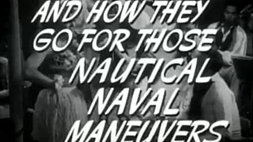 On a layover in Hawaii two conniving Navy seamen borrow money to lay down bets that their ship will win the upcoming gunnery practice trophy, having found out that the current gunnery champ has just transferred aboard their ship. What they haven't learned, however, is that the marksman's enlistment is up before the contest is supposed to take place.