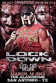 TNA Lockdown Poster