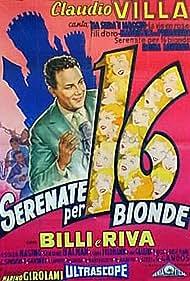 Serenate per 16 bionde (1957)