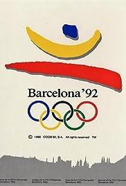 Cerimònia d'inauguració jocs olímpics Barcelona '92 Poster